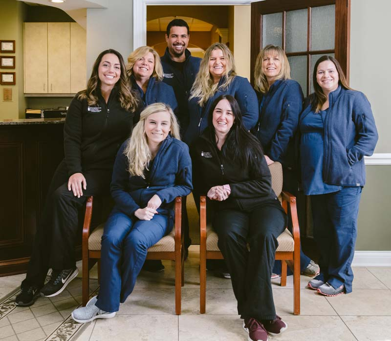 Staff Members of Kennedy & Limardi Family Dental