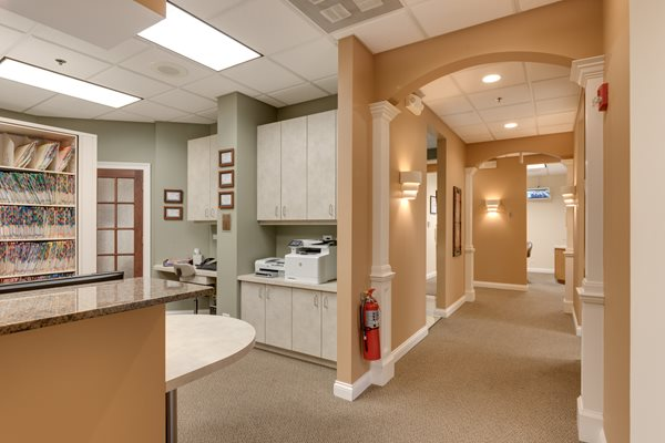 The office of Kennedy & Limardi Family Dental